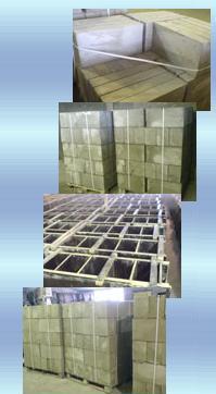 производство пеноблоков, пеноблоки D600